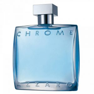 Azzaro Chrome EDT 100ml Spray (Mens)-0