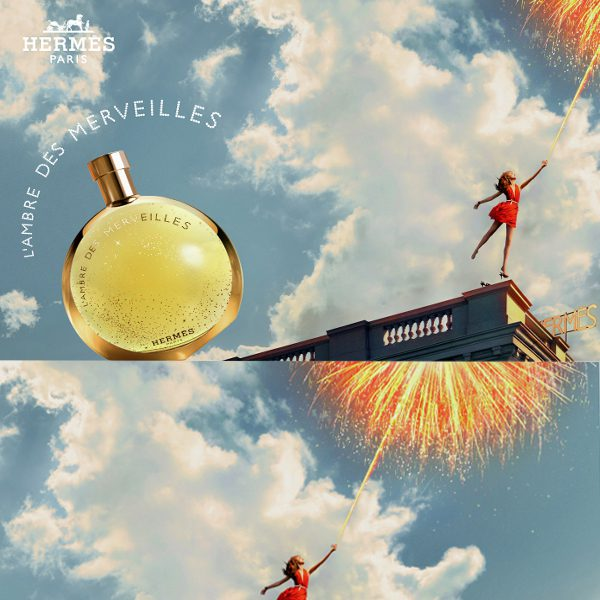 Hermes - L'Ambre des Merveilles EDP 100ml Spray (Ladies)-528
