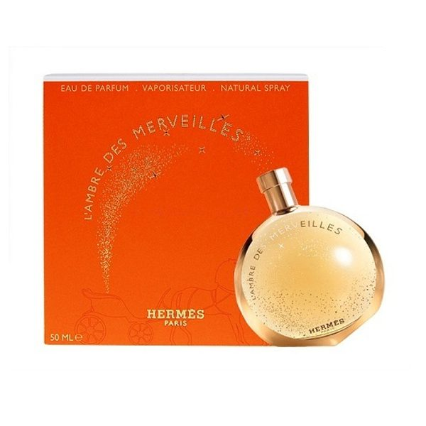 Hermes - L'Ambre des Merveilles EDP 100ml Spray (Ladies)-527