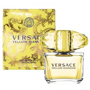 Versace Yellow Diamond EDT 90ml Spray