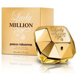 Paco Rabanne Lady Million EDP 80ml Spray