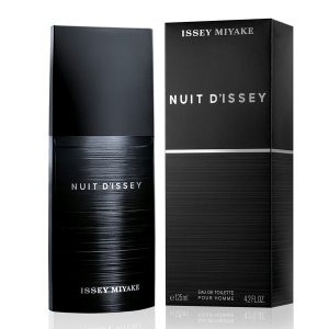 Fragrancefind | The online fragrance shop for Issey Miyake Nuit D'Issey Pour Homme EDT 125ml Spray