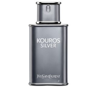 Yves Saint Laurent Kouros Silver 100ml EDT Spray (Mens)-0