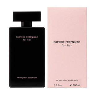 Narciso Rodriguez Her Body Lotion 200ml (Ladies)