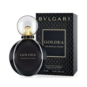 Bvlgari Goldea Roman Night EDP Spray 75ml