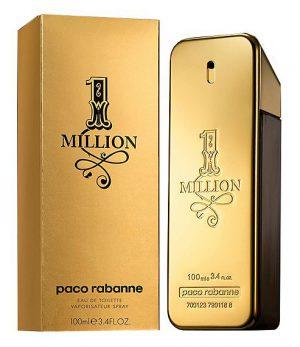 Paco Rabanne1 Million EDT 100ml Spray