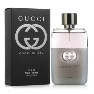 Gucci Guilty Eau Pour Homme EDT 90ml Spray (Mens)