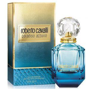 Roberto Cavalli Paradiso Azurro EDP 75ml Spray