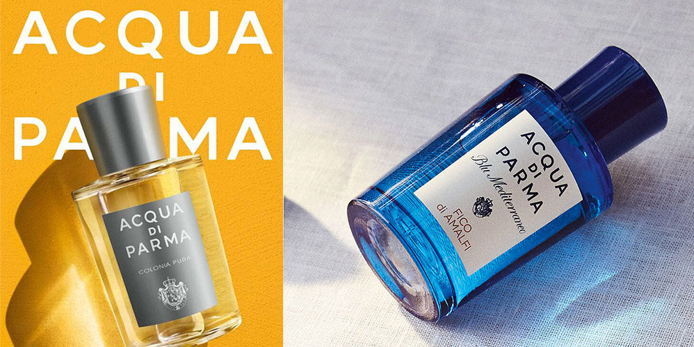 Acqua-Di-Parma-Blue-and-Yellow-Banner