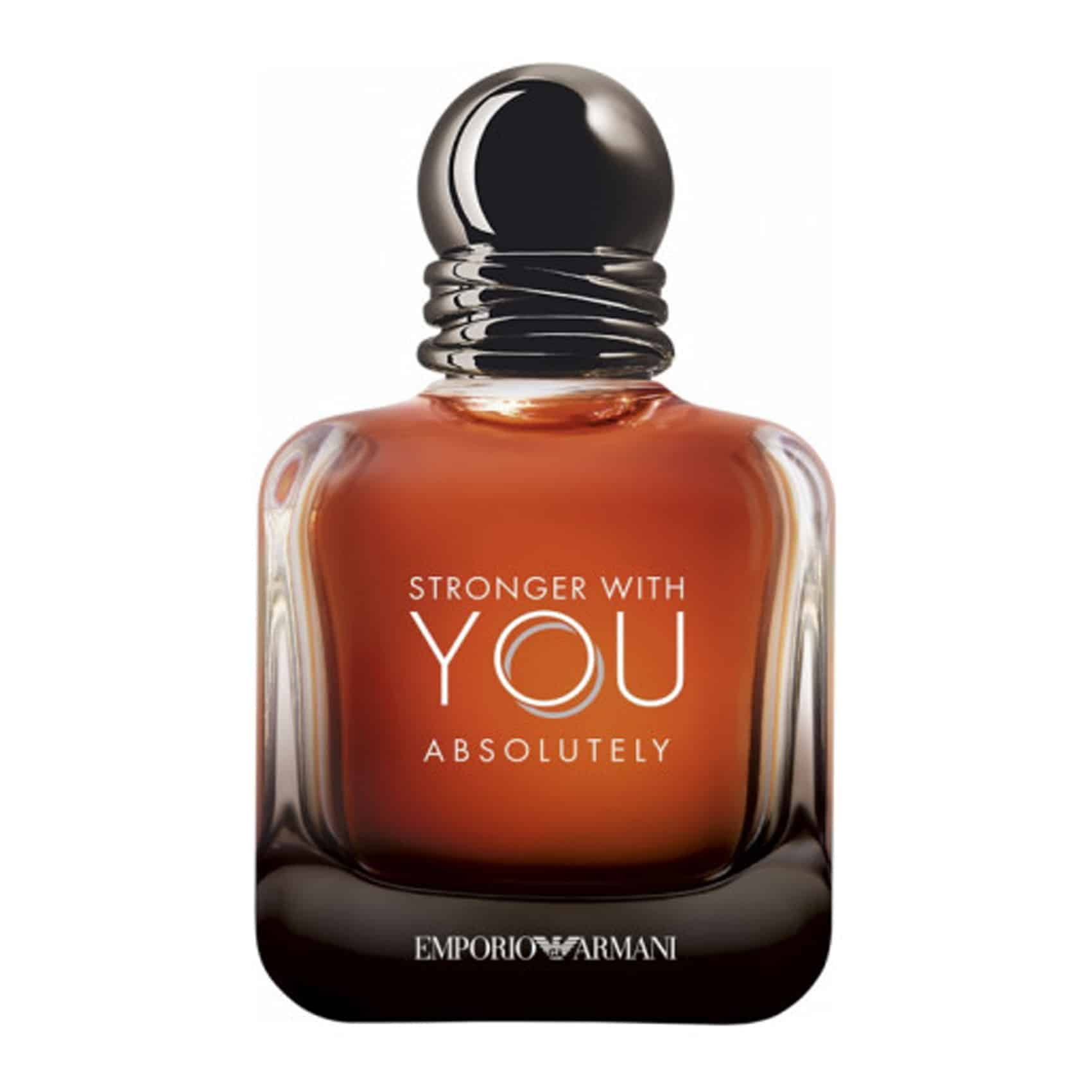 Fragrancefind   Armani Stronger with you Absolutely Parfum 100ml Spray
